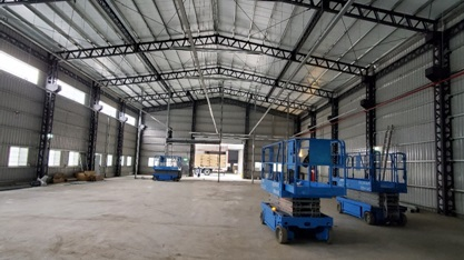 new factory