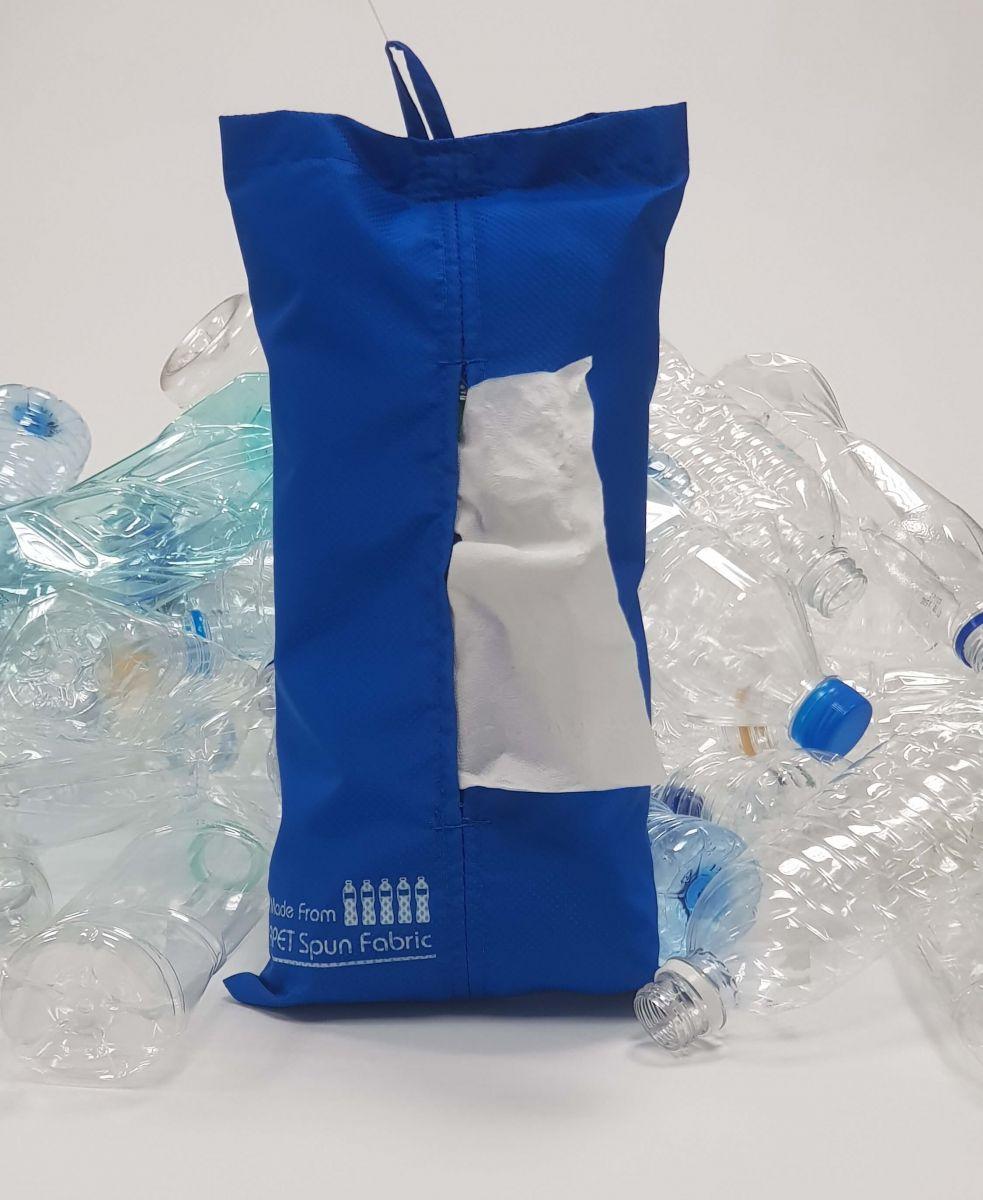 RPET custom design tissue cover