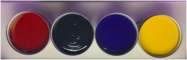 Cobalt-free inks