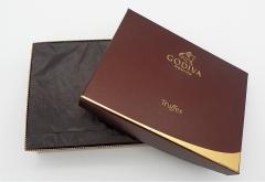 chocolate gift rigid paper box