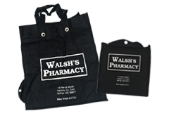 Customized PP non-woven bags with button