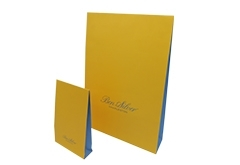 custom size gift envelope with velcro