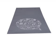 Simple design envelope with matt lamination for gift