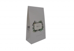nature style white color paper envelope