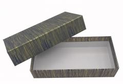 rigid paper box custom