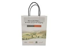 FSC certification kraft paper bag for gift