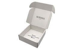 gift packaging box with custom logo