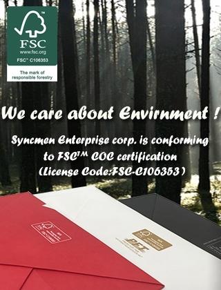 FSC™ 検証され (License code : FSC-C106353)