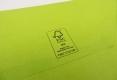 Cheap stock white kraft paper bag with handle-FSC