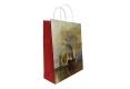 Museum art design shopping paper bag-2