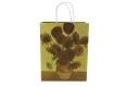 Museum art design shopping paper bag-7