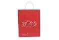 Museum art design shopping paper bag-3
