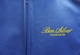 Custom logo suit cover bag- back zoom in