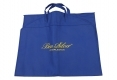 Customized logo suit cover bag-front side view