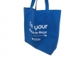 Reusable bag made from PET bottle