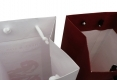 Series 2 size of wine paper bag