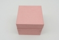 Custom gift paper packaging with pressing pattern art paper